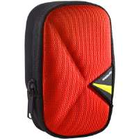 Vanguard  Weatherproof Mid-Size Sleek Camera Pouch-Red