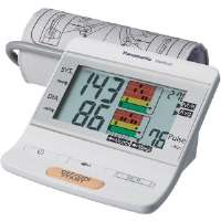 Panasonic  Upper Arm Blood Pressure Monitor with Trend Graph Display