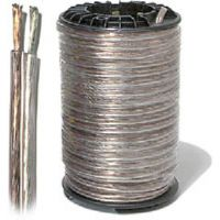 Steren 255-518 100' 18-Gauge Bulk Speaker Wire - Spool