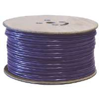 Steren 300-770 500' CAT5e And 16-Gauge 4-Conductor Speaker Wire