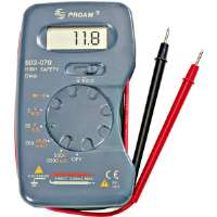 Steren 602-070 Digital Auto-Range Multimeter