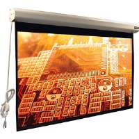 Vutec 01-EL5496 16:9 54&quot;x 96&quot; Elegante' Motorized Screen (110&quot; Diagonal)