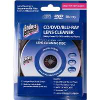 Endust 262000 CD/DVD/Blu-Ray�/ Game System Lens Cleaner (Refurbished)