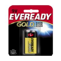 Eveready 9V EVEREADY 9V Alkaline Battery Retail Pack - Single