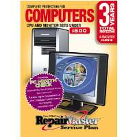 Repair Master A-RMCS3500 3-Year DOP Warranty For Computer - Under $500