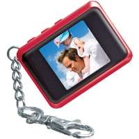 Coby DP-151RED Red 1.5&quot; Digital Photo Keychain