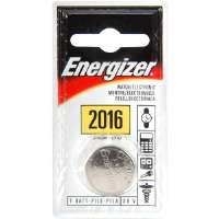 Energizer ECR-2016BP 3V Lithium Button Cell Battery Retail Pack - Single
