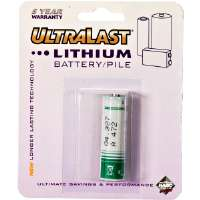 Ultralast LAA AA Primary Lithium Battery Retail Pack - Single