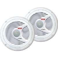 "Pyle PLMR60W 6.5"" 2-Way Marine Speakers - 150W"