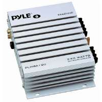 Pyle PLMR-A120 2-Channel 240-Watt Waterproof Marine Amplifier