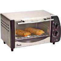 Avanti T-9 Stainless Steel Toaster Oven/Broiler