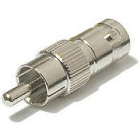 Steren 200-170-10 BNC Female To RCA Male Adapter - 10-Pack