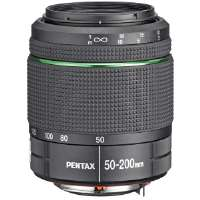 Pentax 21870 DA 50-200mm f4-5.6 ED WR Lens