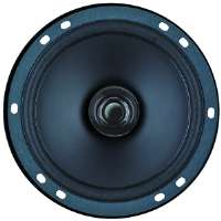"BOSS AUDIO BRS65 BRS SERIES DUAL-CONE REPLACEMENT SPEAKER (6.5"" 50W)"