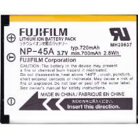 FUJIFILM 16074132 FUJIFILM(R) NP-45A REPLACEMENT BATTERY