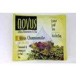 Novus Citrus Chamomile Tea (Pack of 50)
