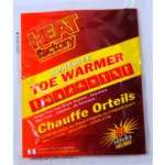 Heat Factory Adhesive Toe Warmer (Pack of 40)