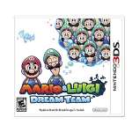 Nintendo Mario & Luigi: Dream Team 3DS Game - Nintendo 3DS compatible, E Rating, 10+ Age Group
