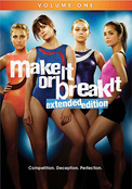 MAKE IT OR BREAK IT VOL 1 (EXTENDED - DVD Movie