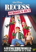 RECESS:SCHOOLS OUT - DVD Movie