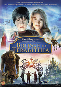 BRIDGE TO TERABITHIA - DVD Movie