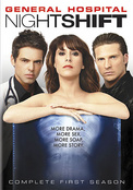 GENERAL HOSPITAL:NIGHT SHIFT - DVD Movie