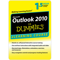 OUTLOOK 2010 FOR DUMMIES - 30 DAY ACCESS