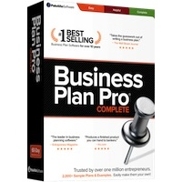 BUSINESS PLAN PRO 12