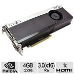 EVGA GeForce GTX 680 FTW+ 4GB GDDR5 Video Card