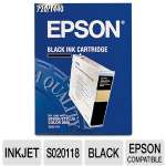 Epson Black Cartridge for the Epson Stylus Color 3000/Stylus Pro 5000