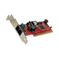 HiRO H50083 56K V.92 Data/Fax/Voice Low Profile PCI Modem - WHQL, RoHS, Compatbile with Windows 8