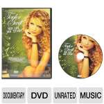 Taylor Swift: Her Life Her Story IP00028 Unauthorized Documentary (2010) - DVD