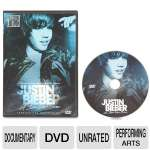 Justin Bieber - A Star Was Born: Unauthorized Documentry FLE00025 DVD