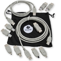 EMER ETCABLEKIT6 USB Cable Kit 6ft
