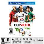 EA FIFA 2012 Soccer Sports Video Game - PlayStation Vita, ESRB: E