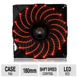 Enermax T.B.APollish Red LED 18cm Fan - UCTA18A-R