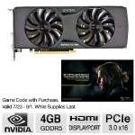 EVGA GeForce GTX 980 04G-P4-2981-KR 4GB 256-Bit GDDR5 PCI Express 3.0 x16 SLI Support Video Card