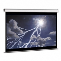 "ELITE SCREENS M100V 100"" MANUAL PULL-DOWN B SERIES PROJECTION SCREEN (4:3 FORMAT 60"" X 80"")"