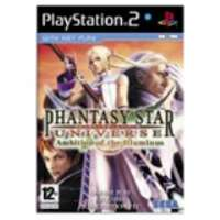 Sega Phantasy Star Universe Ambition of the Illuminus - Complete package - 1 user - PlayStation (63115)
