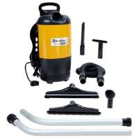 Thorne Electric Koblenz BP-1400 Backpack Vacuum Cleaner (00-1186-6)