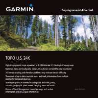 Garmin 010-C0957-00 TOPO U.S 24K - Northeast Digital Map