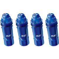 Kaz PUR Pitcher Replacement Water Filter - 4 Pack