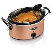 Hamilton Beach Stay or Go 33164 Slow Cooker