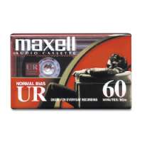 Maxell UR Type I Audio Cassette