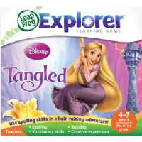 LeapFrog Disney Tangled Game