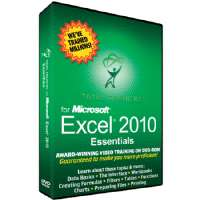 Total Training Microsoft Excel 2010: Essentials - Technology Training Course