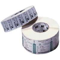 Zebra Label Paper 4 x 1in Thermal Transfer Zebra Z-Select 4000T 1 in core