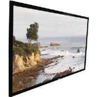 Elite Screens T50UWS1 - Projection screen surface (rear) - 50 in ( 50 in ) - 1:1 - (T50UWS1)