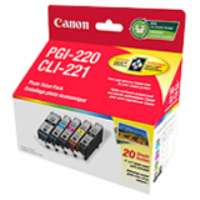 Canon 2945B007 Ink Cartridge - Black, Cyan, Magenta, Yellow