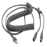 Motorola Symbol Universal Keyboard Wedge Cable (Coiled)